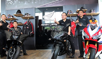 dealer honda big wing surabaya