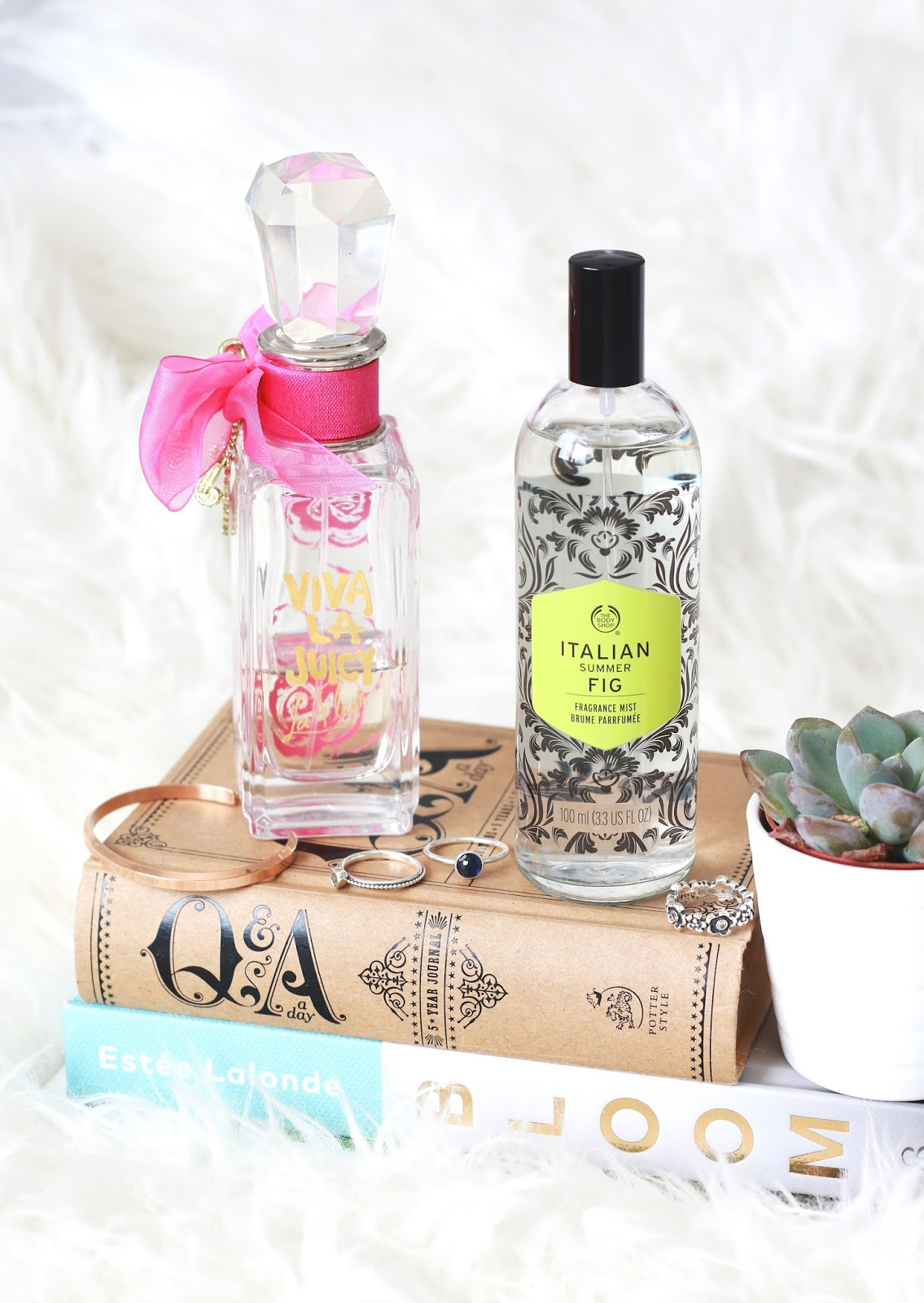 forever september, beauty blogger, lifestyle blogger, summer scents, fragrance, summer fragrance, the body shop, viva la juicy, juicy couture