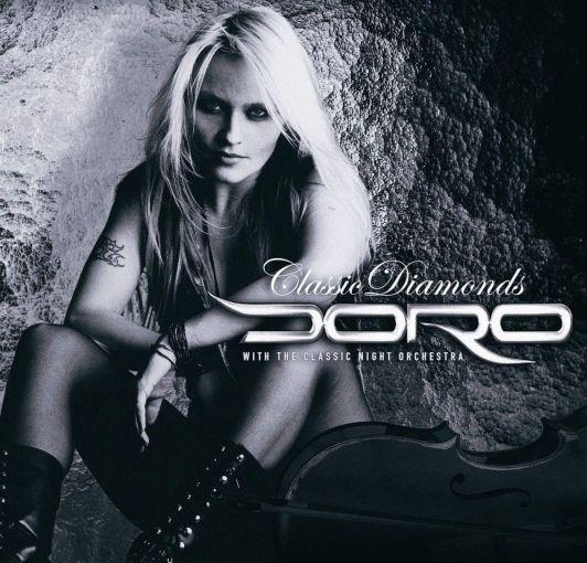 DORO - Classic Diamonds [Digipak remastered reissue] (2018) full