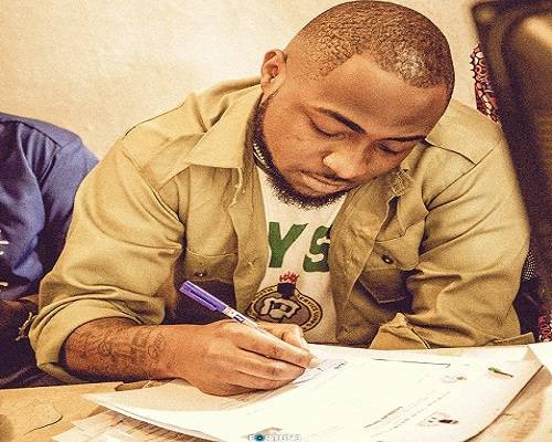 Did Davido Break NYSC Bye-laws By Leaving Orientation Camp For His Concert In America?