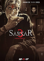 Sarkar 3 (2017) Full Movie 720p DVDRip With ESubs Download