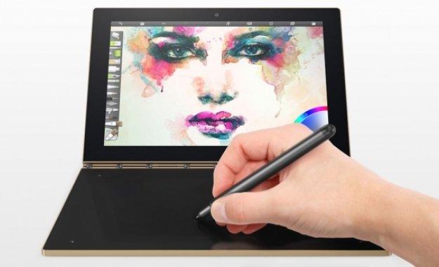 Lenovo Yoga Book: Το tablet (επιτέλους) αλλάζει
