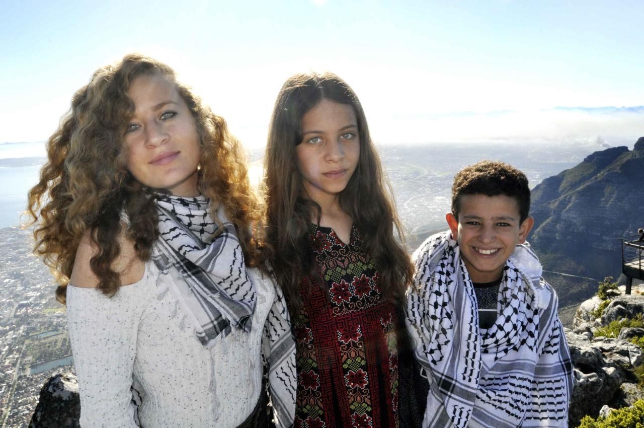 """Résultat de recherche d'images pour """"Ahed Tamimi"""""""