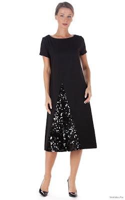 Vestidos de lentejuelas negro