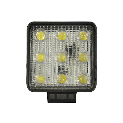 Just 10 dollars, buy a 27 watt LED work lights