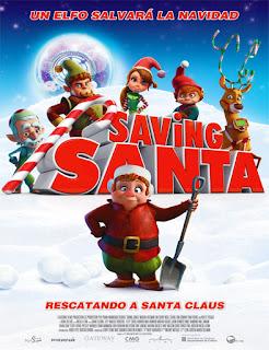 Salvando a Santa (Saving Santa) (2013)