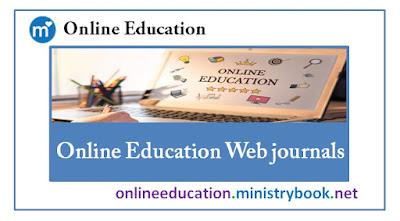 Online Education Web journals