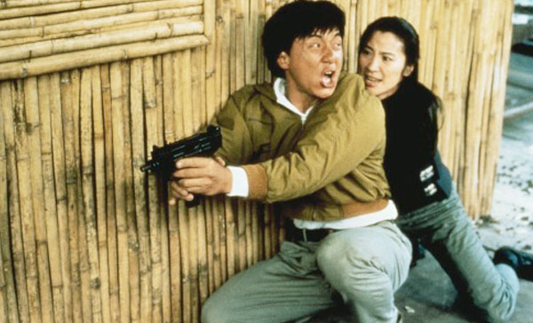 Review: POLICE STORY 3: SUPERCOP 警察故事III超級警察 (1992)