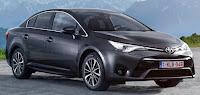 Yeni Avensis, hem tasarruflu, hem yeni, hemde güvenli