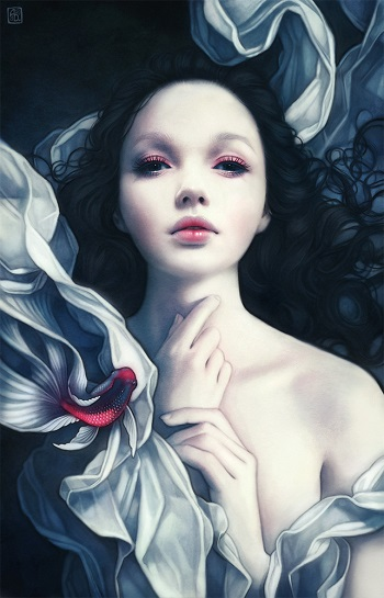 """Flourish"" por Anna Dittmann 