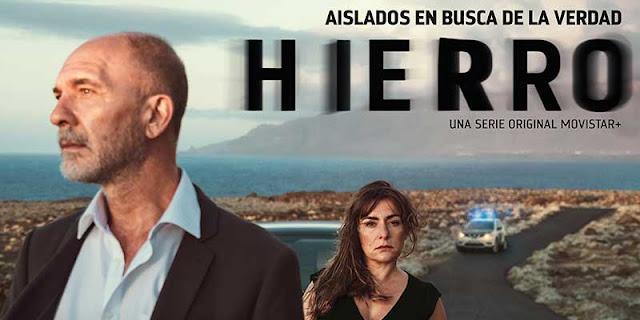 Candela Peña, Darío Grandinetti, Hierro, Serie, tráiler