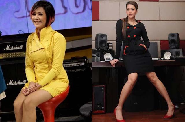 Artis Janda Indonesia Tercantik dan Sexy
