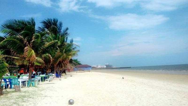 Tempat Wisata Pantai Melawai Dan Kemala Balikpapan