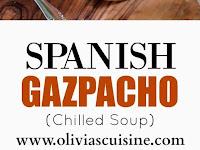 Spanish Gazpacho Soup
