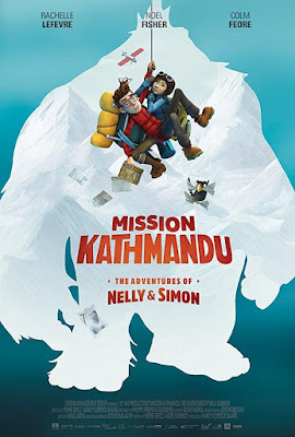 Mission Kathmandu The Adventures Of Nelly & Simon 2017 DVD R4 NTSC Latino