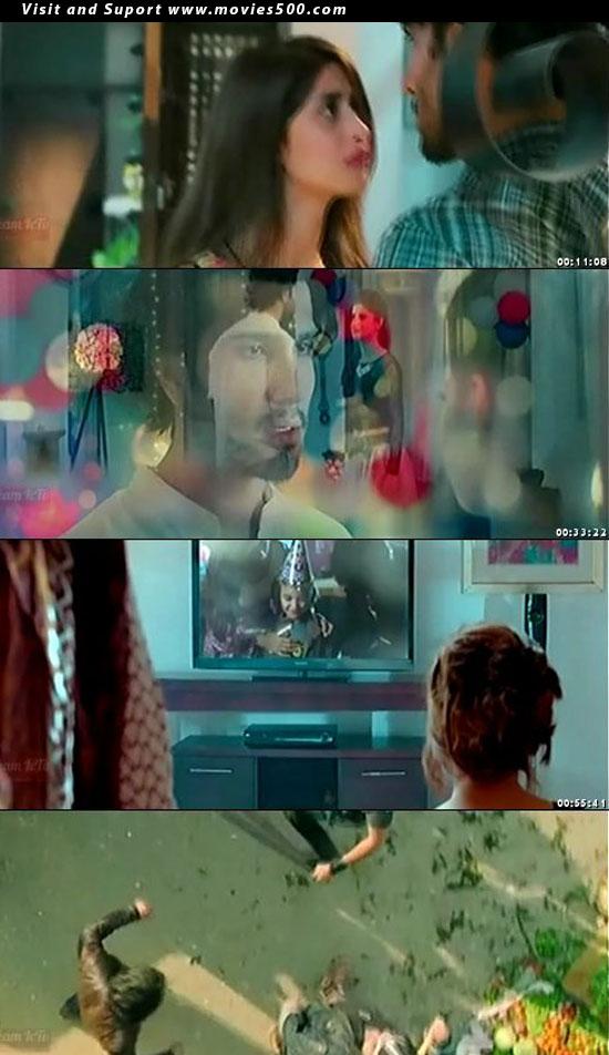 Zindagi Kitni Haseen Hai 2016 Pakistani Movie 300MB Download at movies500.com