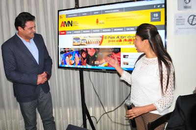 Cahuasa acompaña al alcalde luis Revilla desde mayo de 2015 manejando la línea informativa municipal