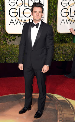 Orlando Bloom Golden Globes 2016