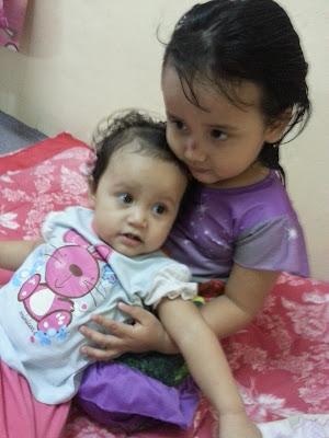 throwback masa kecil : kakak baheja dan kakak khaira