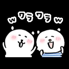 Joke Bear × SHIROKUMA