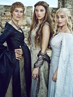 Emilia Clarke in Entertainment Weekly %E2%80%93 3.jpg