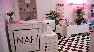 NAF! Salon Glasgow