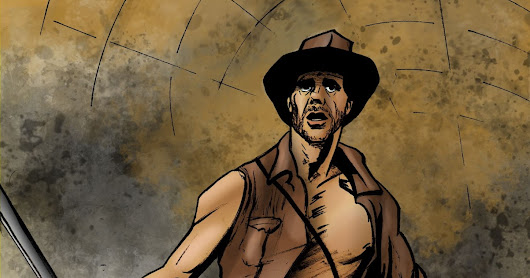 Fan art de Indiana Jones