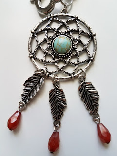 Dream Catcher Purse Charm, Charm for your purse, shoulder bag charm, backpack charm, ornament