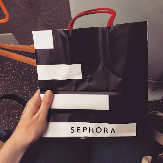 Sephora came to Australia (And I went)