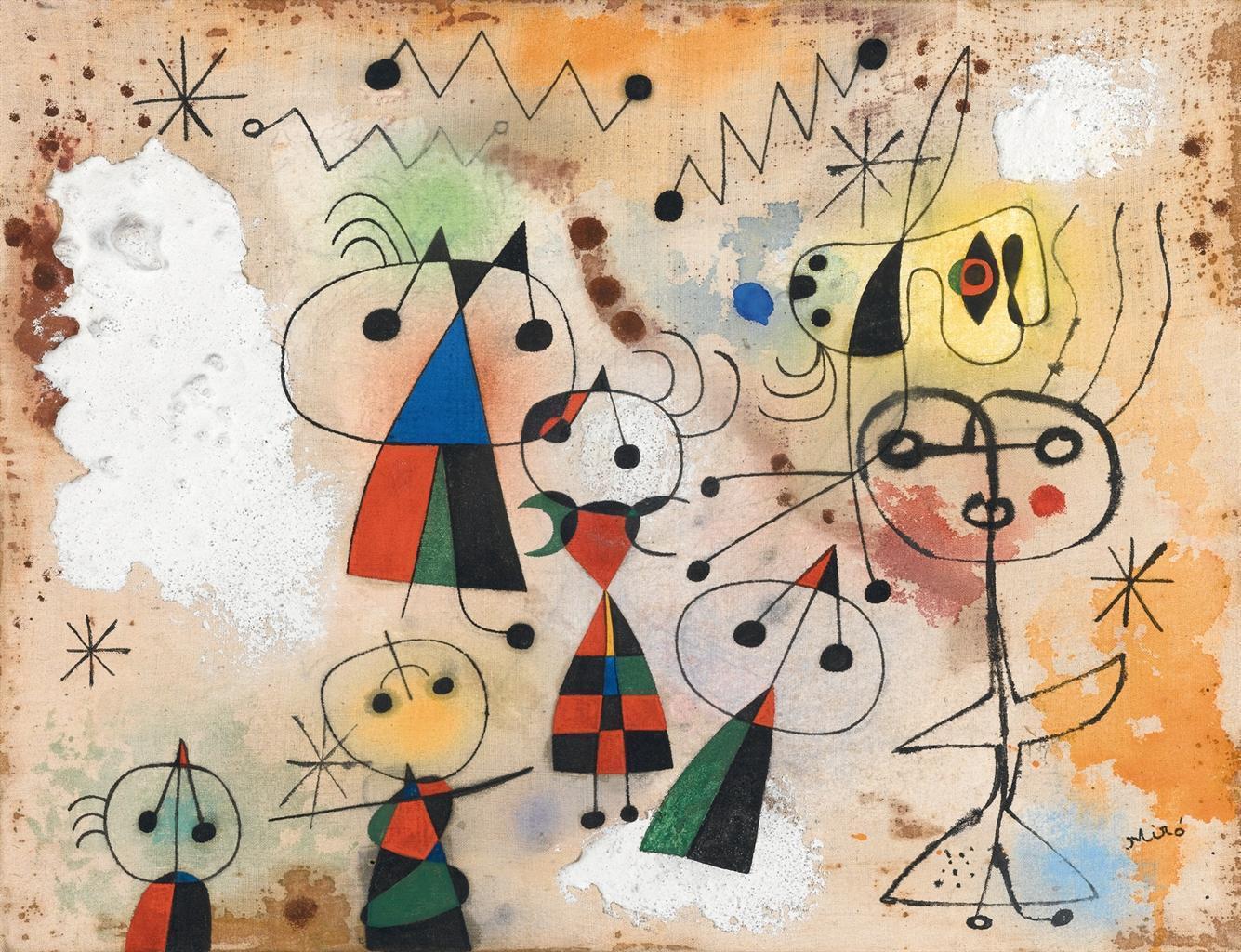 Il Mondo Di Mary Antony Aforismi Di Joan Miro