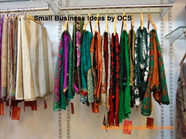 Small Clothing Business Ideas