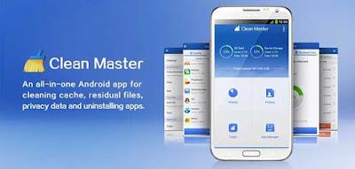 Clean Master - Aplikasi Pembersih Android Paling Ringan