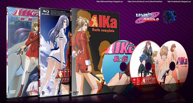 Aika Colección | Cover DVD |