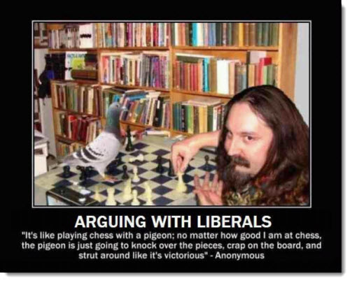 Image result for laughing at liberals
