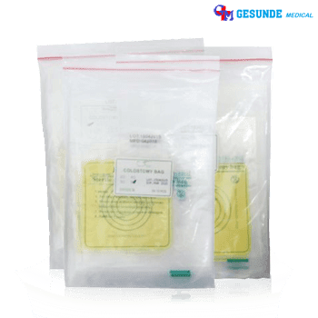 Kantong Kolostomi Standar (Colostomy Bag)