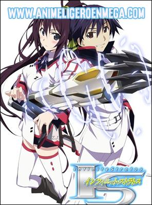 Infinite Stratos: Todos los Capítulos (12/12) + OVA (01/01) [Mega - Google Drive - MediaFire] BD - HDL
