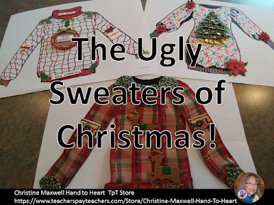 The Ugly Sweaters of Christmas!