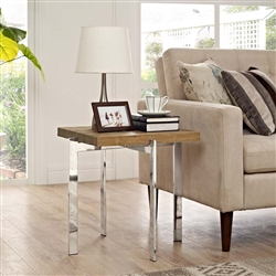 Modway Diverge Side Table