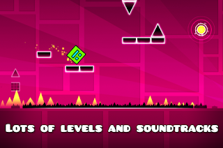 Geometry Dash Mod Apk Unlocked all item