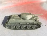 T-34 1941 model