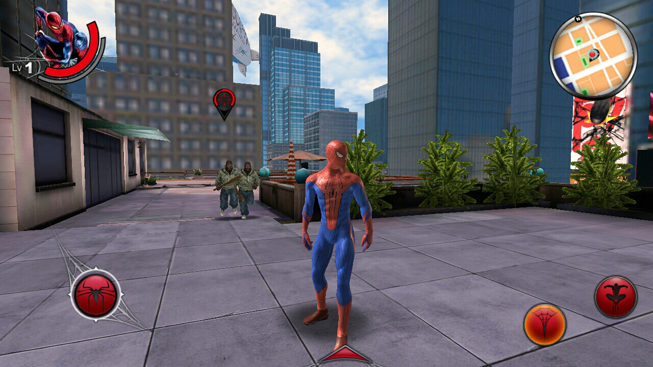 amazing spider man 2 game apk free download