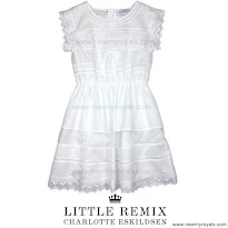 Princess Isabella Dress - Litte Remix JR Lay Dress