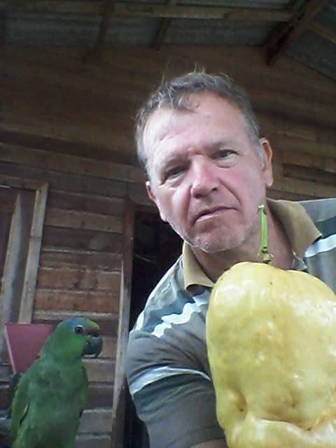 Guay cultiva Maracuyá huerta mayor Beceite