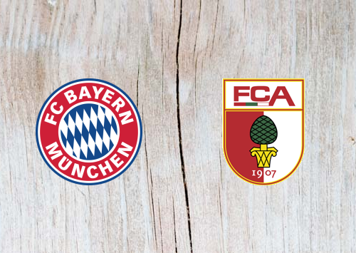 Bayern Munich vs Augsburg Full Match & Highlights 25 September 2018