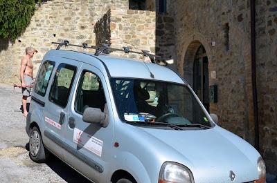 Europcar Car Rental Return Gatwick