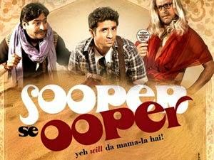 Sooper Se Ooper (2013) Hindi Full Movie Watch Online