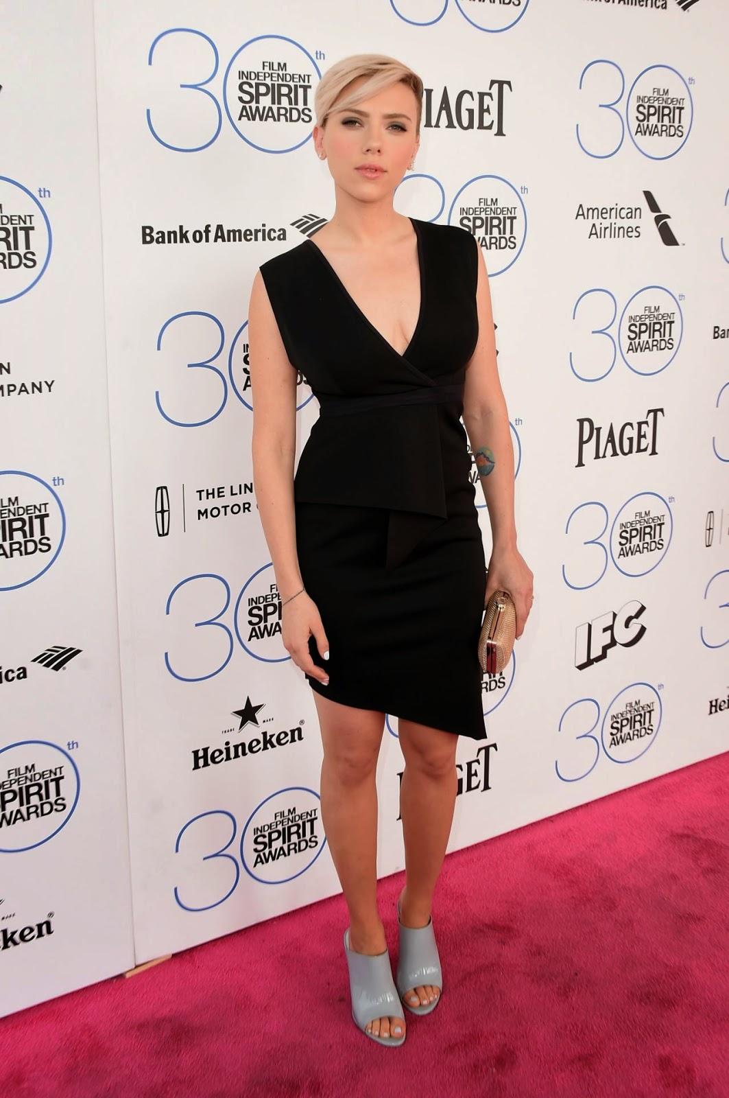 Celebrity Fashion At The 2015 Film Independent Spirit