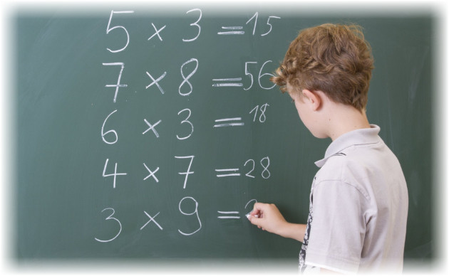 توزيع منهج الرياضيات للصف السادس الإبتدائي 2019