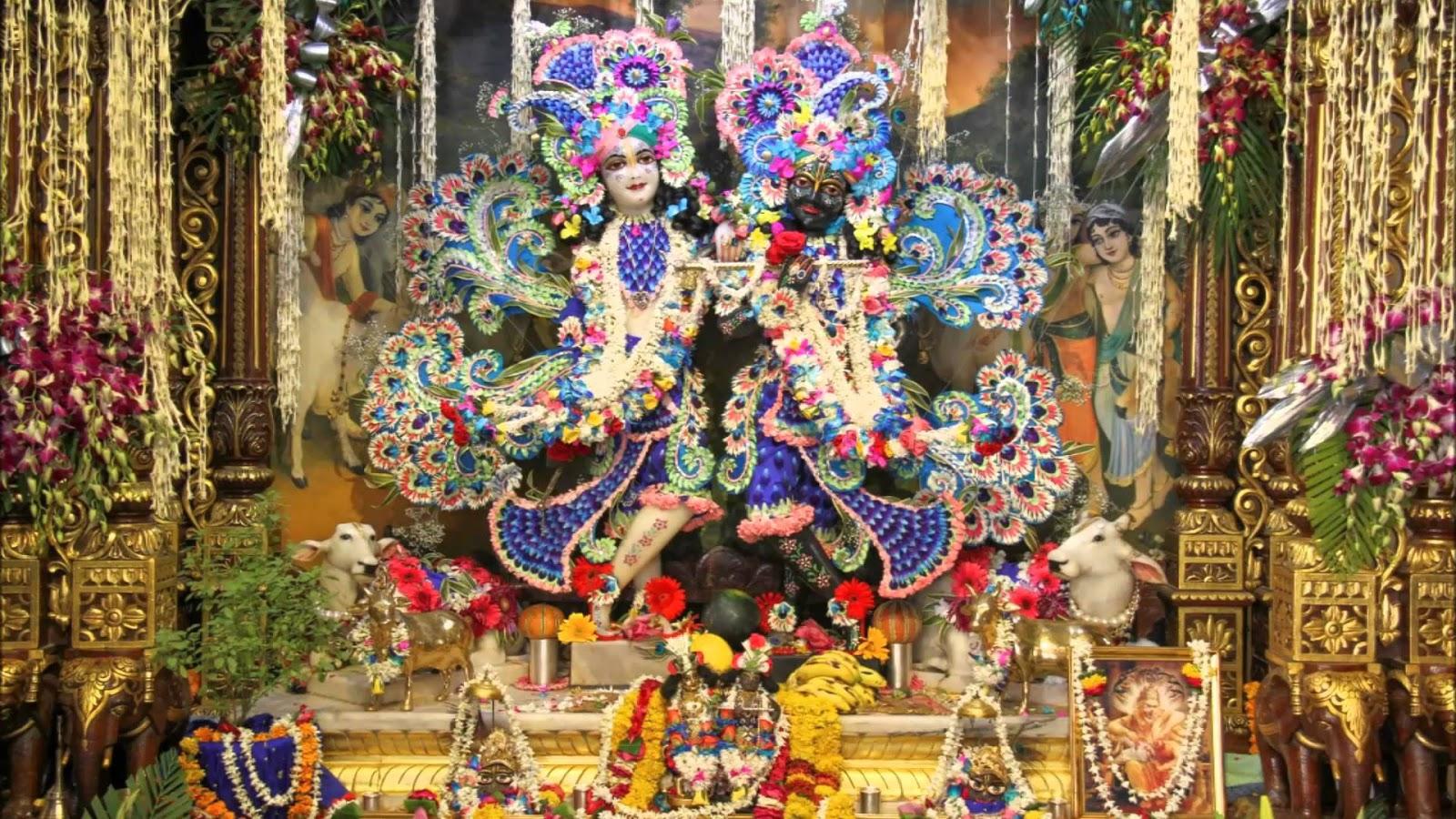 Vrindavan Darshan Banke Bihari Vrindavan Live Darshan And