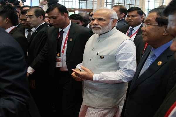 Security heightened ahead of Modi's Lucknow Dussehra visit